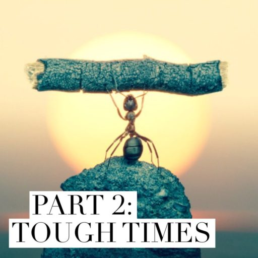 Louise Thompson: Tough Times