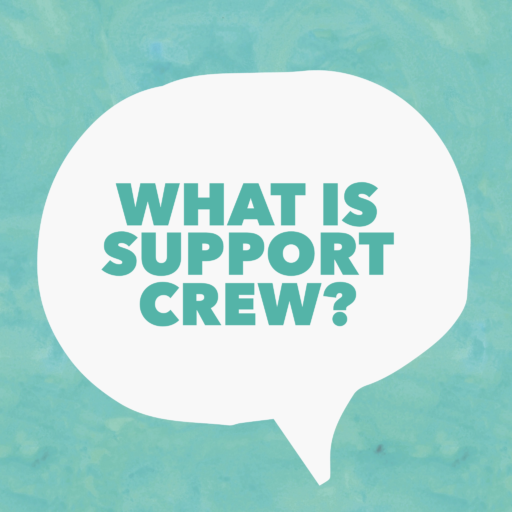 Tuesdee Tutorial: What Is Support Crew?